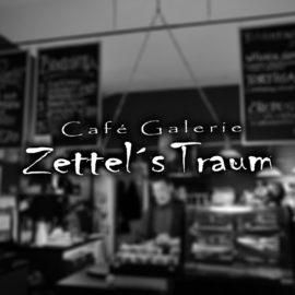Café Galerie Zettel's Traum
