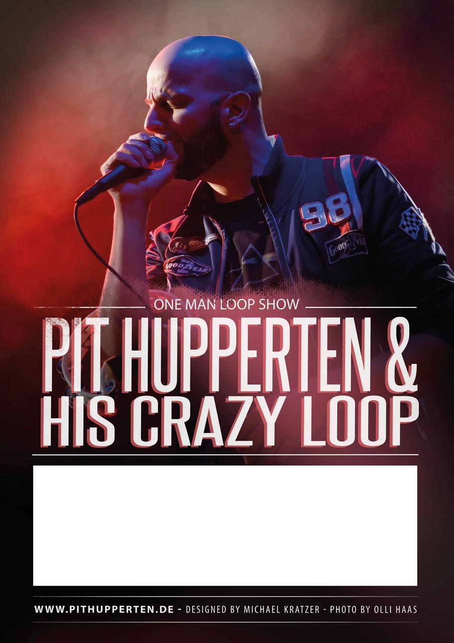 Pit Hupperten – Crazy Loop
