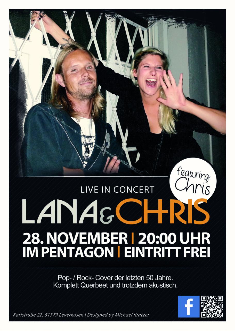 Lana und Chris