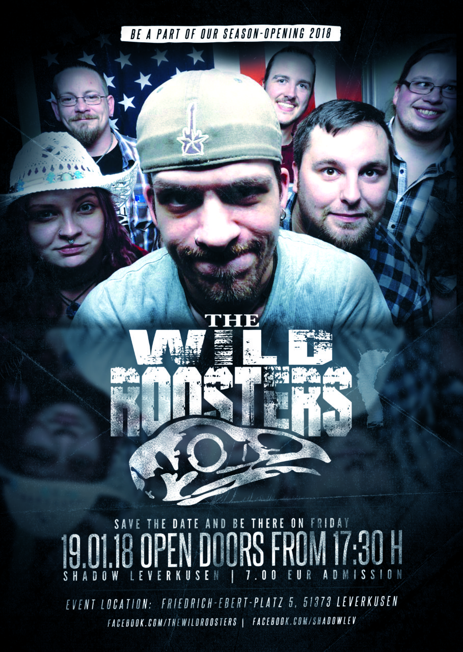 The Wild Roosters – 2018