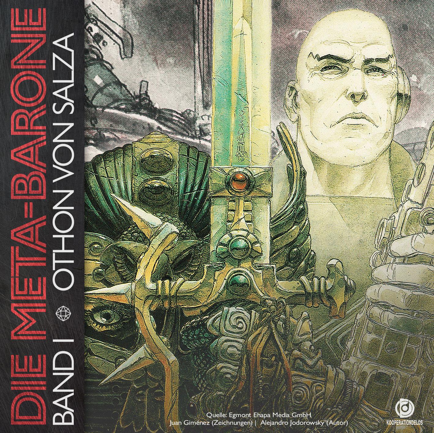 Die Meta-Barone – Band I