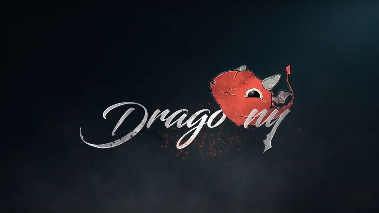 INTRO ANIMATION DRAGONY