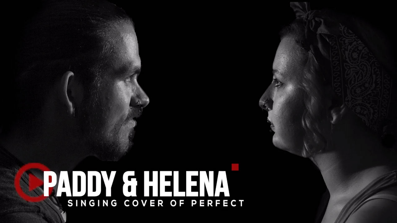 Paddy & Helena - Perfect