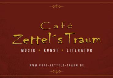 Café Zettel's Traum – Streaming Trailer
