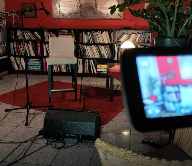 Livestream Setup Detail
